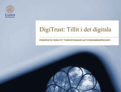 DigiTrust slutseminarium